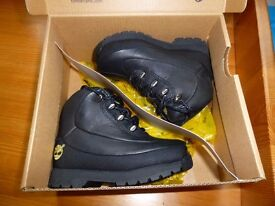 Timberland Bromilly Boots in Black - Toddler Size 5 - Boxed as new, never worn, Winter boots RRP £65