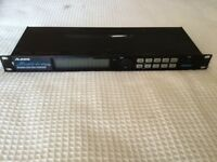 Alesis Midiverb 4 rack Mount Effects Unit