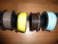 FLY REEL SNOWBEE XSD 780 + 4 SPARE SPOOLS WITH LINE