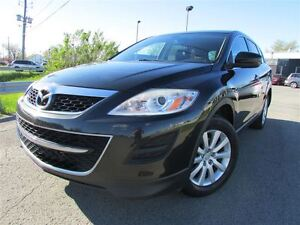 2010 Mazda CX-9 GT 7 PASSAGERS A/C CUIR TOIT OUVRANT!!!