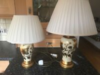 Table lamps lights