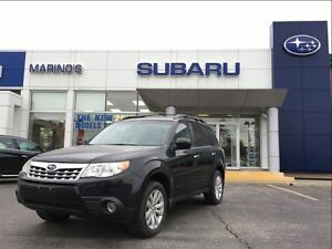 2011 Subaru Forester 2.5XT Limited at