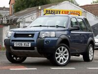 06 REG FREELANDER FREESTYLE 2.0cc TD 5 DOOR.