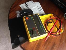 Robin3010DL insulation tester