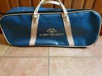 VINTAGE carlton sports bag holdall