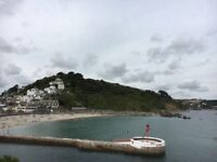 2 Bed Apartment - West Looe - Beach View