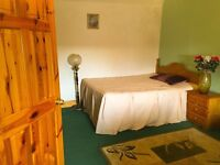 Spacious double bedroom available for rent in Alness main road