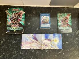 Here i have a yu gu oh starter deck for sale