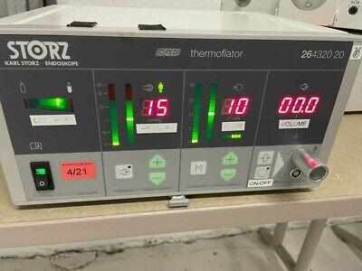 Karl Storz Scb Thermoflator 30 Liter Insufflator