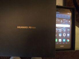 HUAWEI P9 LITE - SIM FREE - BOX - MINT CONDITION..!!