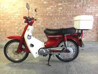 Honda club 90