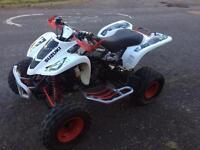 ltz 400 2008/ twist throttle
