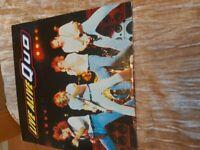 3 x Status Quo vinyl lps