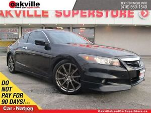 2011 Honda Accord EX-L V6 w/Navi | 187 OF 200 HFP | SUNROOF | LE