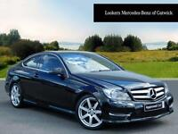 Mercedes-Benz C Class C180 AMG SPORT EDITION (black) 2014-05-29