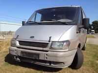 VERY CLEAN LEFT HAND DRIVE FORD TRANSIT VAN, DRIVES SMOOTHLY,ENGINE& GENERAL MECHANICS IN TOP FORM.