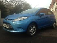Xmas Bargain Ford Fiesta Edge 1.4 Automatic 5 Door 2010 1 owner fsh long mot