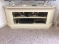 Furlong and Cotswold furniture Small Dresser, 3 x Nester tables, TV or corner Display unit for sale