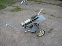 12 Volt Automatic Clay Pigeon Trap.