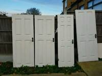 Interior doors for sale must go by 10th dec