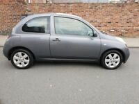 Nissan Micra 1.4 16v SX 3dr, Long MOT, Great reliable car