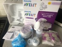 Brand new in box Philips avent electric breast pump