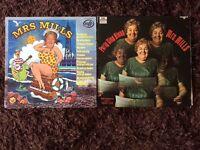 X2 Mrs Mills records