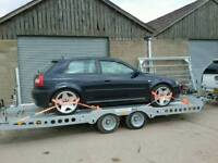 Vehicle recovery breakdown vehicles delivered and collected bought and sold