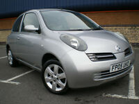 ** Nissan MICRA URBIS HATCHBACK 3 DOOR 1.2 ***GENUINE MILEAGE ONLY COVERD 87K ***
