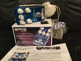 Wampler Ego Compressor _ like New_ With box