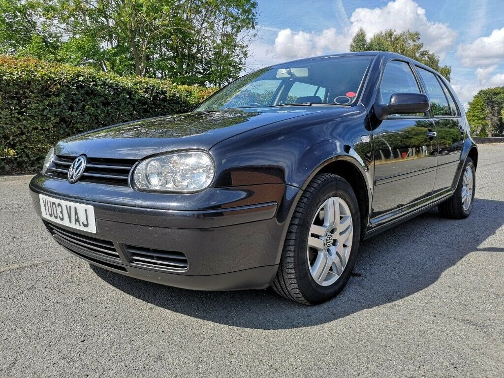 ***SOLD*** - VW Volkswagen Golf Mk4 1 9TDi PD130 Black 5dr - Spares or  Repair | in Lincoln, Lincolnshire | Gumtree