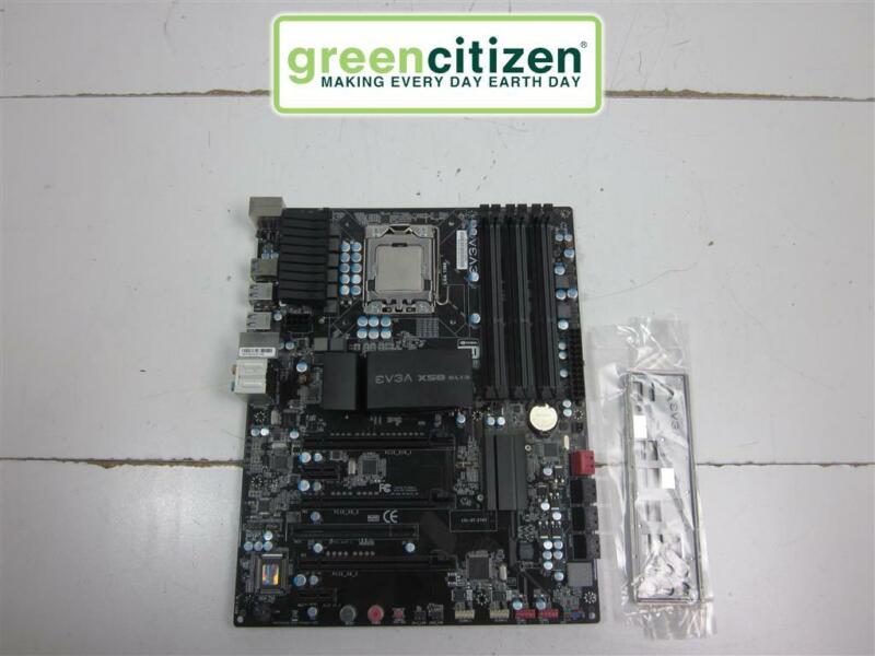 EVGA 131-GT-E767 X58 3SLI ATX LGA1366 Motherboard + Core i7-950 3.06GHz