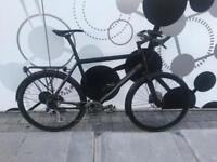 Cannondale bad boy Hybrid Bike with Shimano xt and Thomson elite custom built