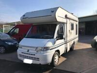 Swift Sundance 590RL - 1998, 17k miles, very little use - excellent condition