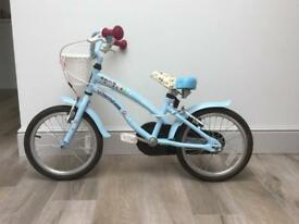 Girls Apollo Cherry lane bike (blue)