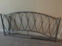 Metal Headboard suitable for Double Bed