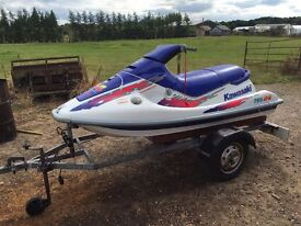 Kawasaki 750ss (x4) Excellent condition- completely rebuilt- new engine etc.