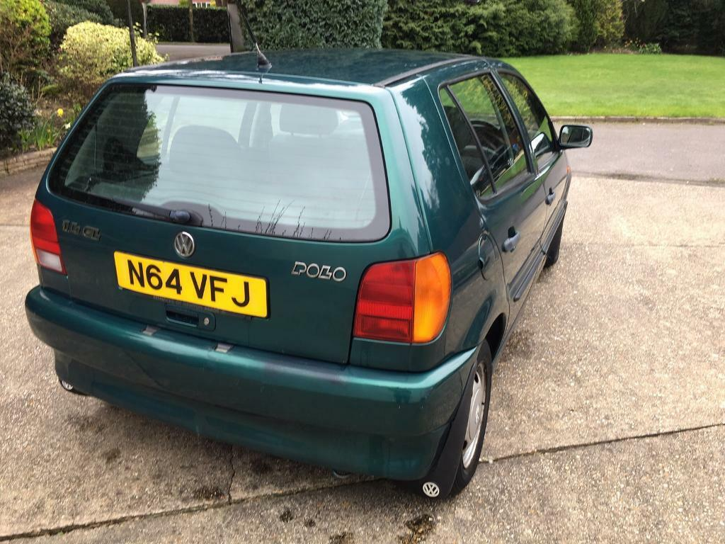 vw polo 1996 1 4 cl in bournemouth dorset gumtree. Black Bedroom Furniture Sets. Home Design Ideas