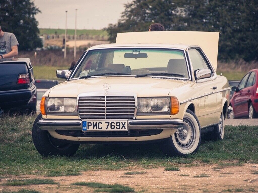 Mercedes W123 Coupe C123 In Lewisham London Gumtree