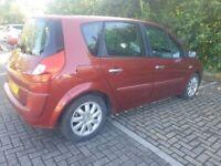 Renault, SCENIC, MPV, 2008 AUTOMATIC, NEW MOT LOW MILEAGE