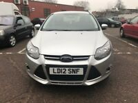 Ford Focus 1.6 auto 2012 Top Condition