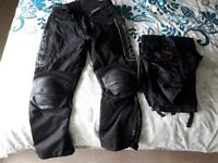 Wolf motorcycle trousers