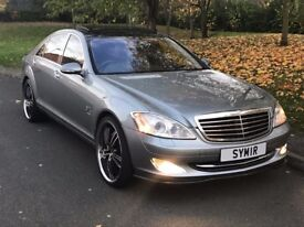 Mercedes-Benz S Class 5.5 V12 S 600 L Bi Turbo Limousine 4dr Automatic Petrol - P/X Welcome