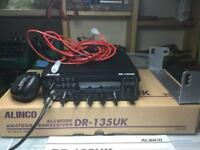 Alinco multi mode CB transceiver DR135-UK