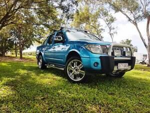 2008 Nissan Navara D40 ST-X (4x4) Dual Cab South Mackay Mackay City Preview