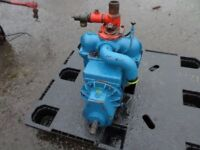 slurry tanker vacuum pump