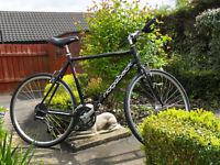 Ridgeback Lightwieght Aluminiun Hybrid /Commuter bike
