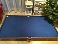 Snooker Pool Table 6ft