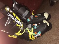 Solomon Freestyle / All Mountain Ski Boots Mondo 29 or UK9