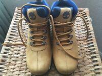 Timberland Boots - Brand New, Size 8